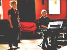 Gesang mit Klavierbegleitung